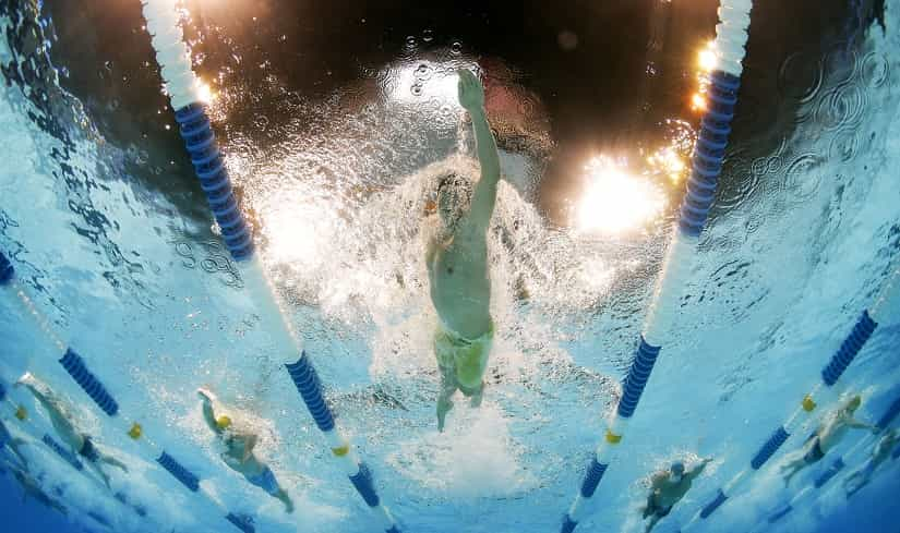This New Mental Training Workbook Will Help You Swim Like a Rock Star This Season