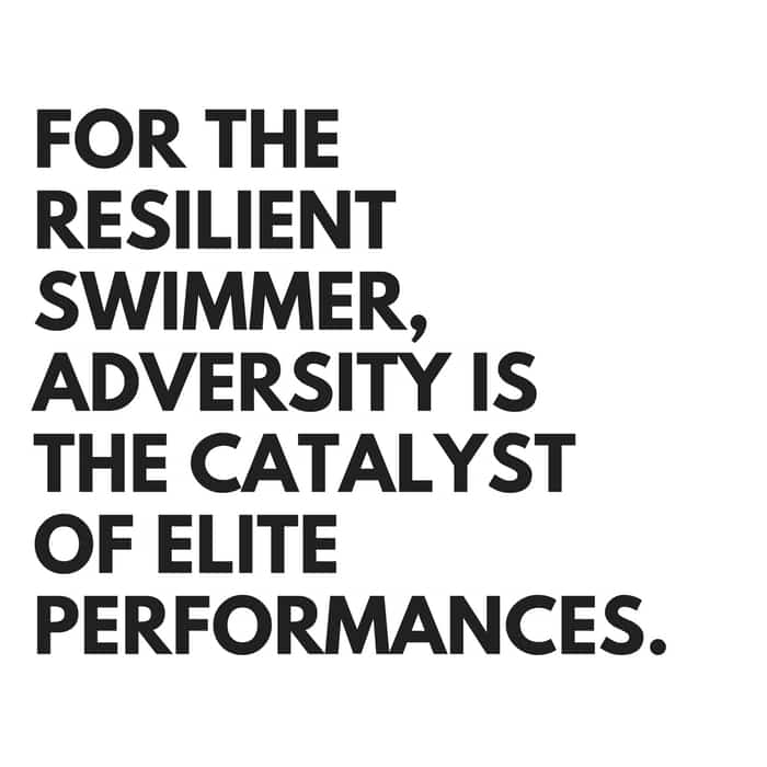 How to Be a More Resilient Swimmer