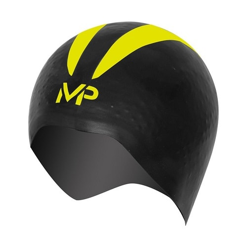 MP Michael Phelps X-O Competition Swim Cap Yeloow-Black