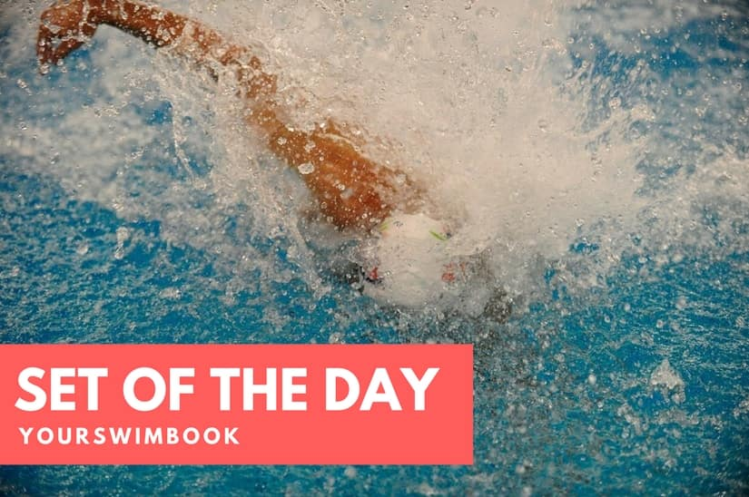 Pull Set for Swimmers