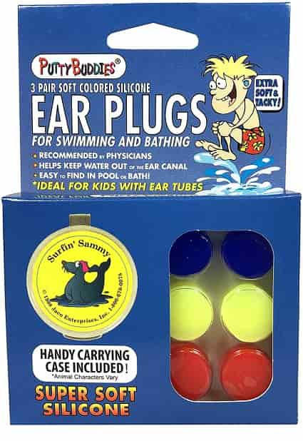 Putty Buddies Swimmers Earplugs for Infants