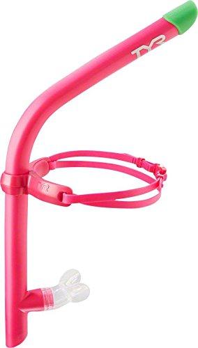 TYR Ultralite Snorkel Pink