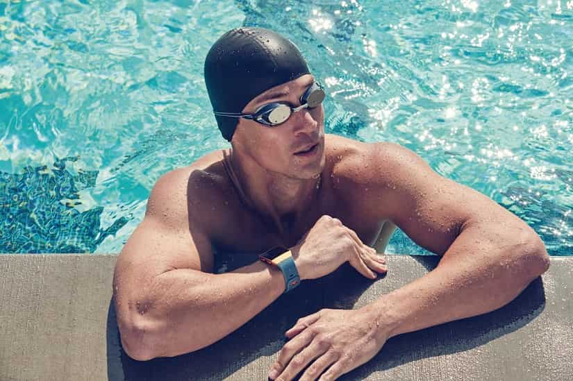 Waterproof Fitbit for Swimming