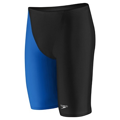 LZR Elite 2 Jammer Black Blue