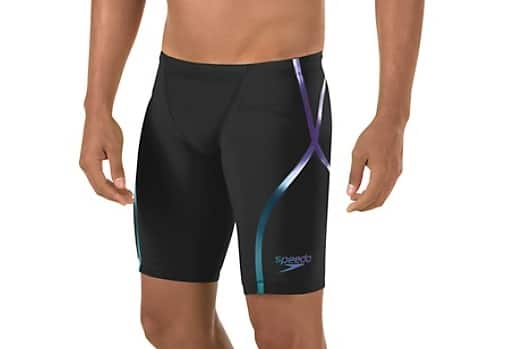 683bd8f247404 Speedo is the predominant player in the swimsuit and swim apparel market,  and the LZR Racer X jammer is their fastest and sleekest swim-suit for  competitive ...