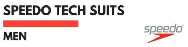 Speedo Tech Suits Men