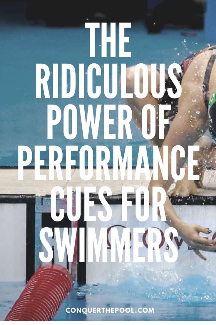 The Power of Performance Cues for Swimmers