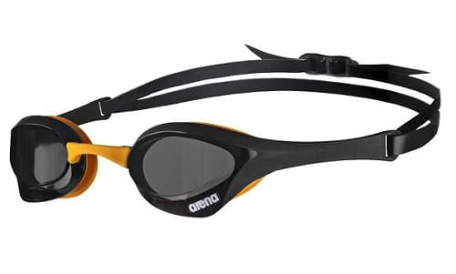 Arena Cobra Ultra Goggles Black