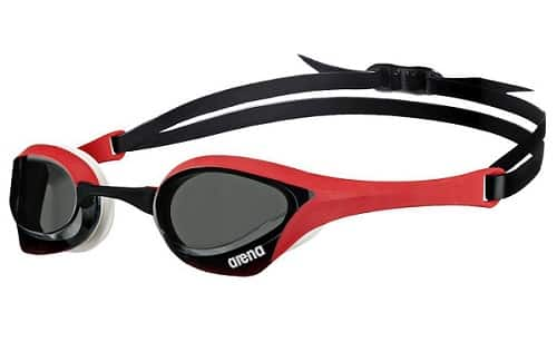 Arena Cobra Ultra Goggles Red