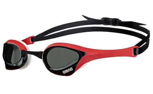 Arena Cobra Ultra Goggles Red
