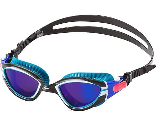 Speedo MDR 2-4 Open Water Goggle Blue