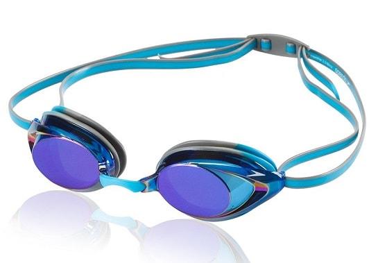 Speedo Vanquisher 2 Blue Silver