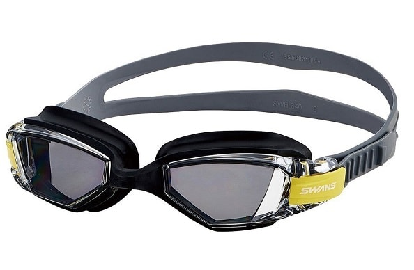 Swans Mirrored Tri Goggles