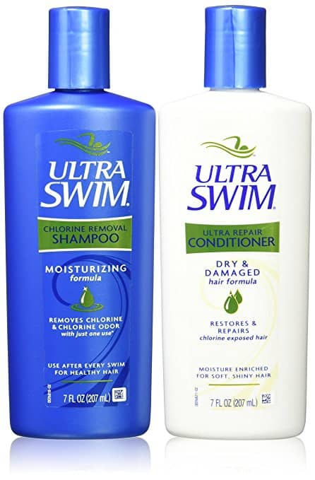 UltraSwim Shampoo and Conditioner