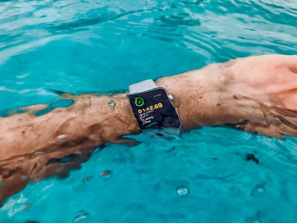 Apple Watch Swimming