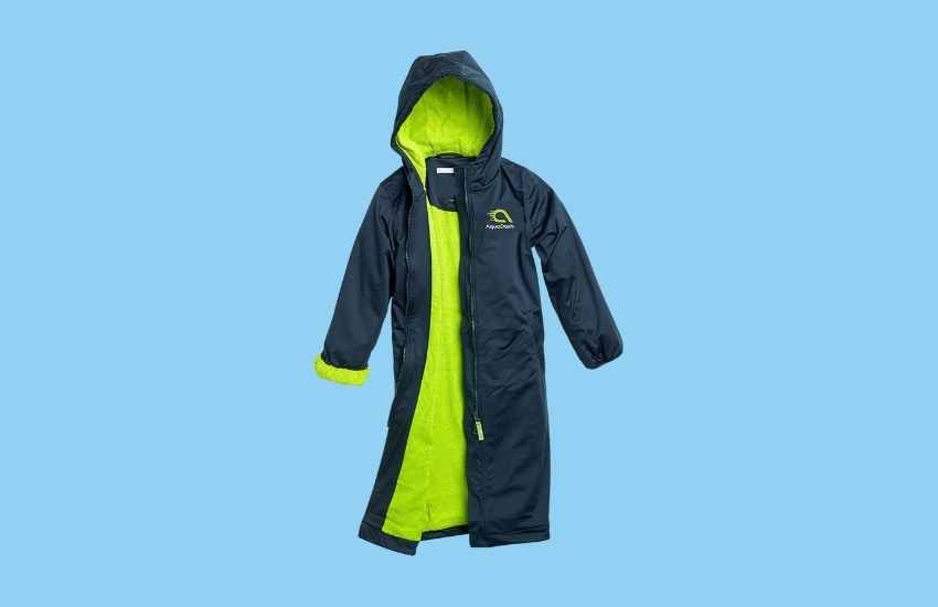 AquaDash Swimming Parka for Youth and Adults