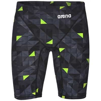 Arena Powerskin 2 Jammer Black Yellow