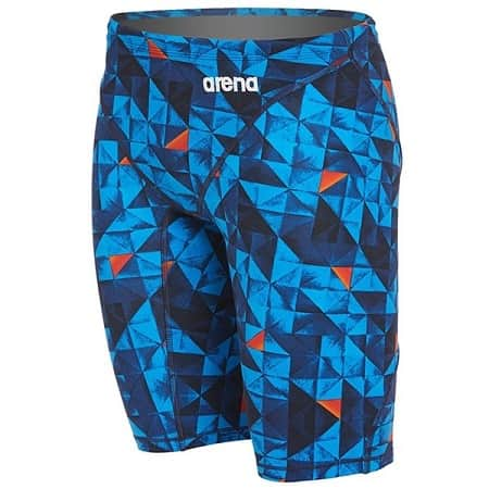 Arena Powerskin 2 Jammer Turqouise Orange