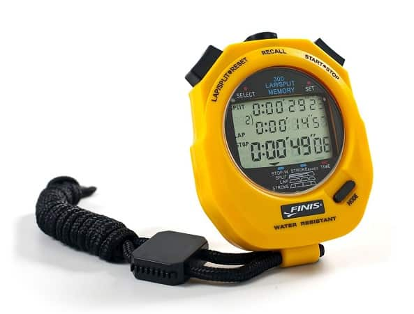 FINIS Stopwatch 3x300 Review