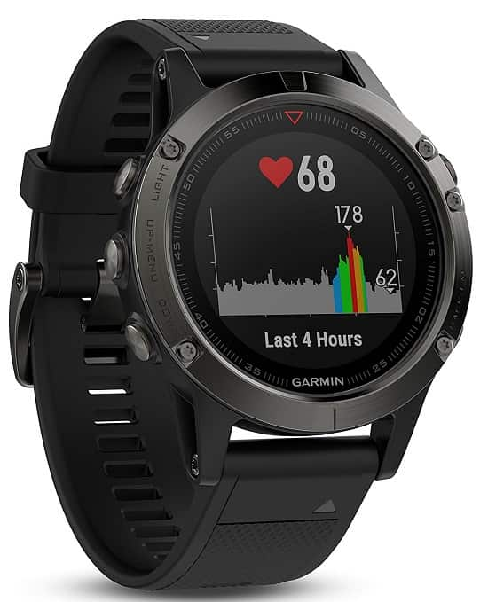 Garmin Fenix 5 Swim Watch