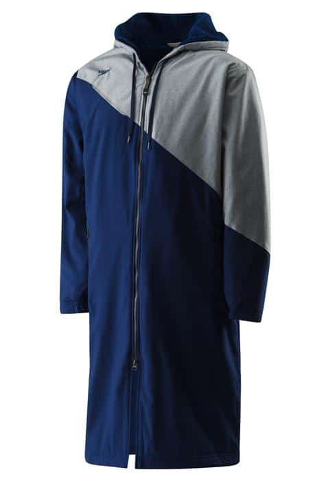 Speedo Color Block Navy Parka