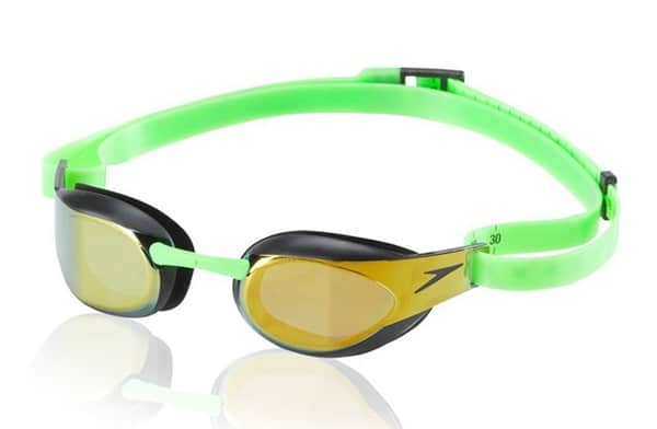 Speedo Fastskin3 Elite Goggles Neon Green