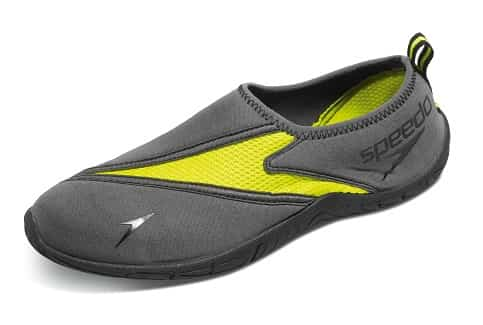 Speedo Surfwalker 3 swim shoe grey yellow