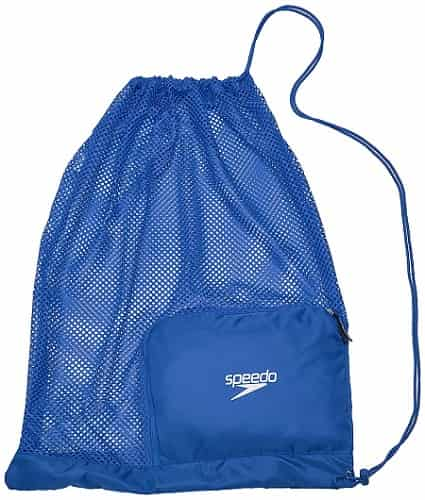 Speedo Ventilator Mesh Bag Imperial Blue