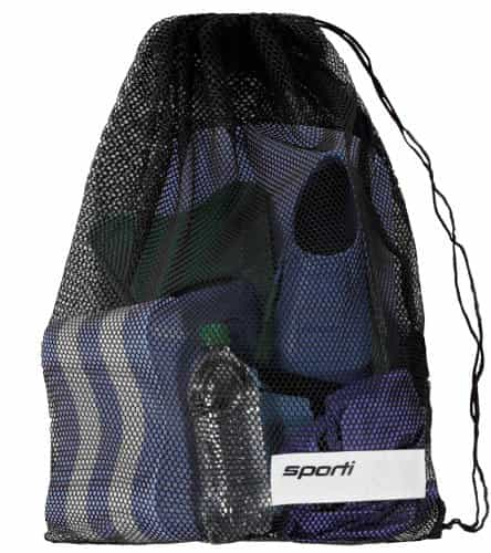 Sporti Swim Equipment Mesh Bag