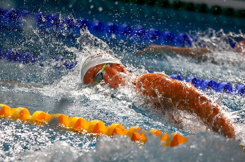 Supplements and Swimmers: It's at Your Own Risk