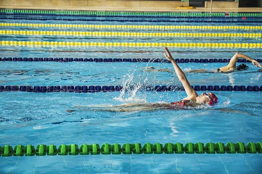 Which Stroke In Swimming Best For Weight Loss