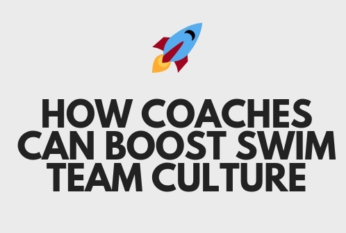 How to Improve Swim Team Culture