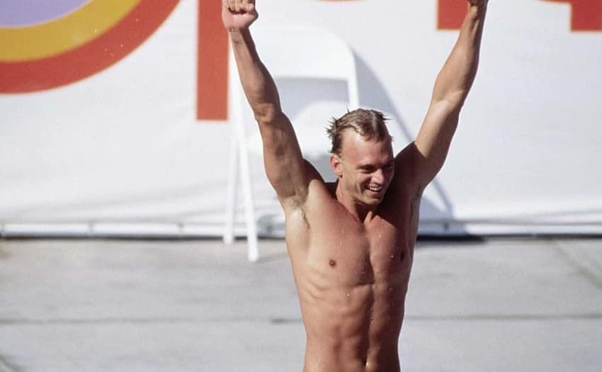Rowdy Gaines the Importance of Swimming Regret-Free
