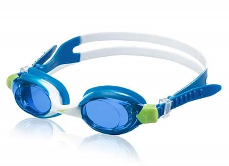 a204560565 ... UV and anti-fog protection. Best for  Beginners and Junior Sharks and  Minnows champions. Speedo Kids Skoogles Swim Goggles