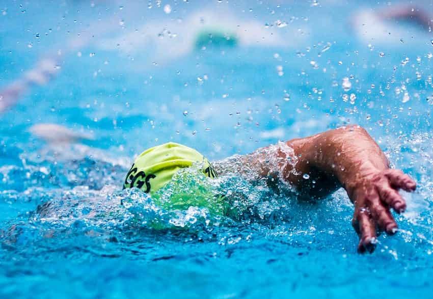3 Swim Workouts for Triathletes