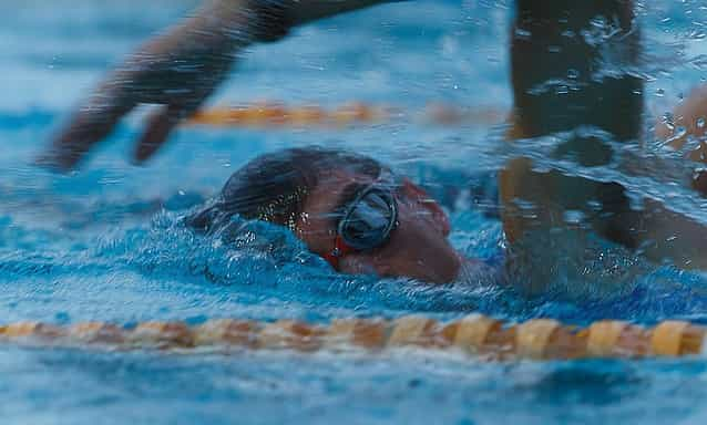 3 Swimming Workouts for Triathletes