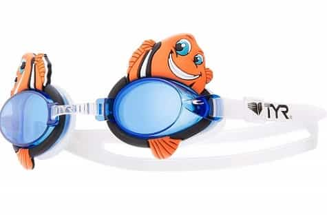 TYR HappyFish Goggles