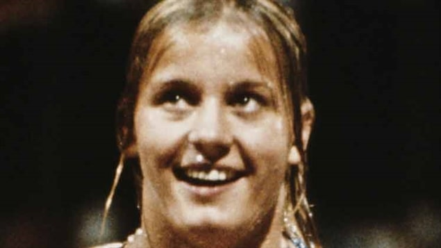 Kornelia Ender 1976 Relay