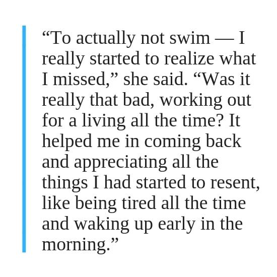 Dana Vollmer swimmer 2