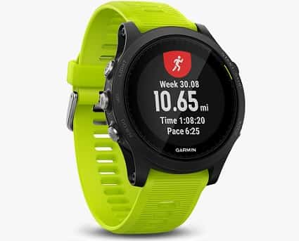 Garmin Forerunner 935 best triathlete watch
