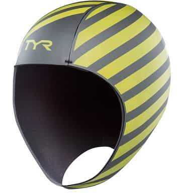 TYR High Visibility Neoprene Swim Cap