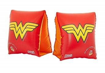 Zoggs Water Wings Wonder Woman