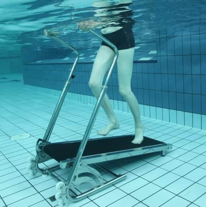 Aqua Cree AquaJogg underwater treadmill