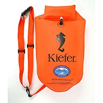 Kiefer SaferSwimmer Open Water Swimming Buoy