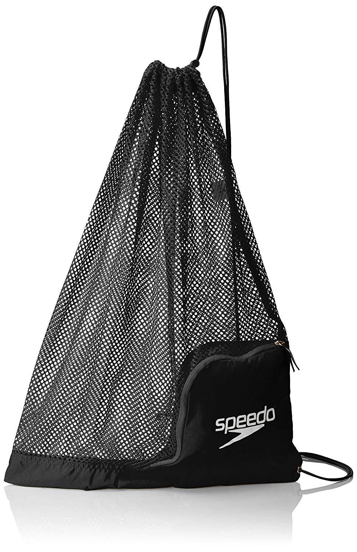 Mesh bags for triathletes