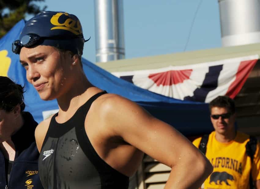 Natalie Coughlin Focus Up and Turbocharge Improvement