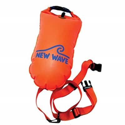 New Wave Swim Buoy review orange