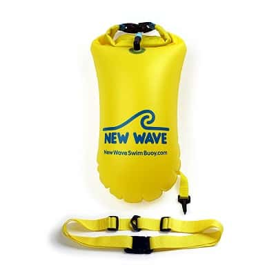 New Wave Swim Buoy yellow review