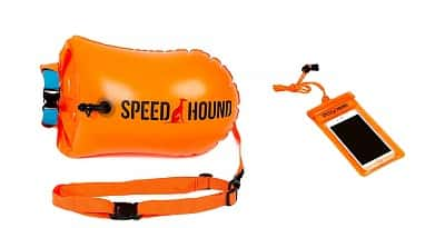 Speed Hound Swim Buoy Orange