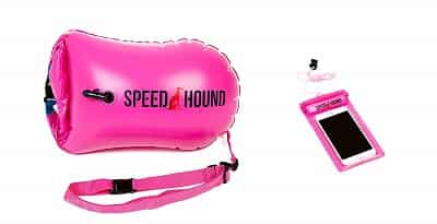 Speed Hound swimming buoy Pink